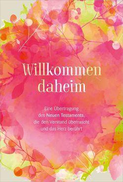 Willkommen daheim (Pink Edition) von Ritzhaupt,  Fred
