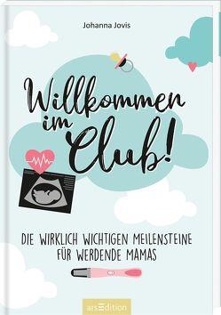Willkommen im Club! von Hesse,  Lena, Jovis,  Johanna