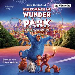 Willkommen im Wunder Park von Meister,  Tobias, Stratthaus,  Bernd