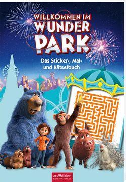 Willkommen im Wunder Park – Das Sticker-, Mal- und Rätselbuch