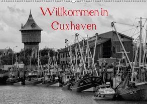 Willkommen in Cuxhaven (Wandkalender 2018 DIN A2 quer) von kattobello