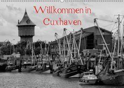 Willkommen in Cuxhaven (Wandkalender 2019 DIN A2 quer) von kattobello