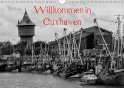 Willkommen in Cuxhaven (Wandkalender 2019 DIN A4 quer) von kattobello