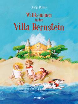 Willkommen in der Villa Bernstein von Bones,  Antje, Specht,  Miryam