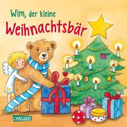 Wim, der kleine Weihnachtsbär von Moser,  Annette, Spanjardt,  Eva