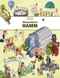 Wimmelbuch Hamm von Lange,  Sergej