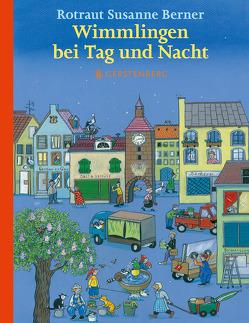 Wimmlingen bei Tag und Nacht von Berner,  Rotraut Susanne