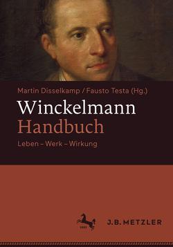 Winckelmann-Handbuch von Disselkamp,  Martin, Testa,  Fausto