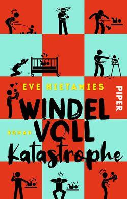 Windelvollkatastrophe von Hietamies,  Eve, Lindemann,  Anu