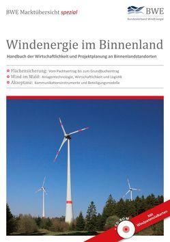 Windenergie im Binnenland von Thüring ,  Hildegard