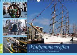 Windjammertreffen – Segelschiffe zu Gast in Bremerhaven (Wandkalender 2018 DIN A3 quer) von Gayde,  Frank