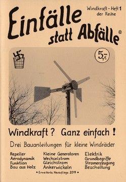 Windkraft? – Ganz einfach! von Kuhtz,  Christian