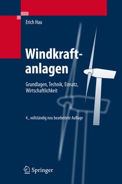 Windkraftanlagen von Hau,  Erich