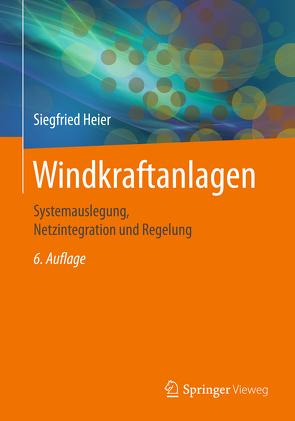 Windkraftanlagen von Heier,  Siegfried