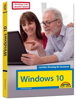 Windows 10 von Born ,  Günter
