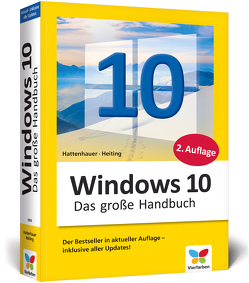 Windows 10 von Hattenhauer,  Rainer, Heiting,  Mareile