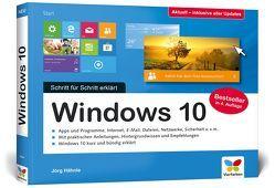 Windows 10 von Hähnle,  Jörg
