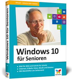 Windows 10 für Senioren von Menschhorn,  Markus, Rieger,  Jörg