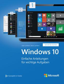 Windows 10 (Microsoft Press) von Lambert,  Joan, Lambert,  Steve, Langenau,  Frank
