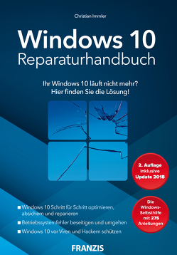Windows 10 Reparaturhandbuch von Immler,  Christian