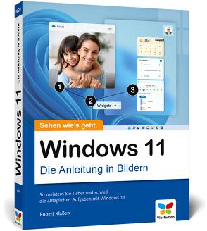 Windows 11 von Klaßen,  Robert