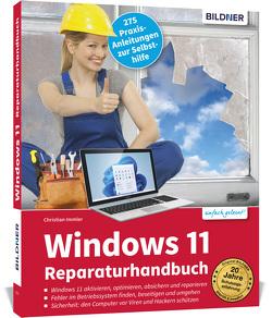 Windows 11 Reparaturhandbuch von Immler,  Christian