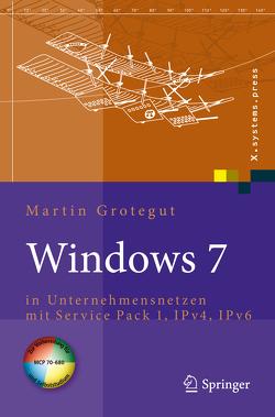 Windows 7 von Grotegut,  Martin