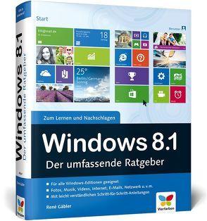Windows 8.1 von Gäbler,  René