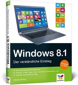 Windows 8.1 von Heiting,  Mareile