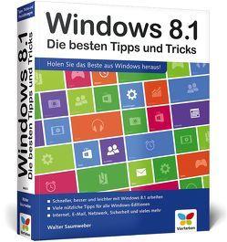 Windows 8.1 von Saumweber,  Walter