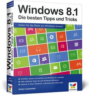Windows 8.1 von Saumweber,  Walter