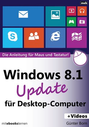 Windows 8.1 Uрdate für Desktop-Computer von Born ,  Günter