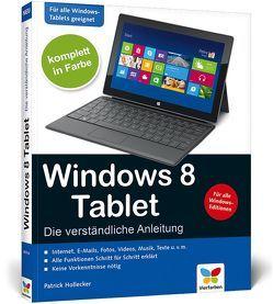 Windows 8 Tablet von Hollecker,  Patrick