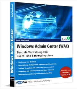 Windows Admin Center (WAC) von Westbrook,  Carlo
