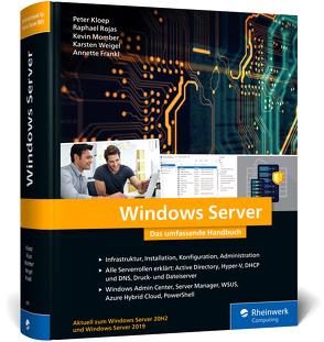 Windows Server von Kloep,  Peter, Momber,  Kevin, Rojas,  Raphael, Weigel,  Karsten