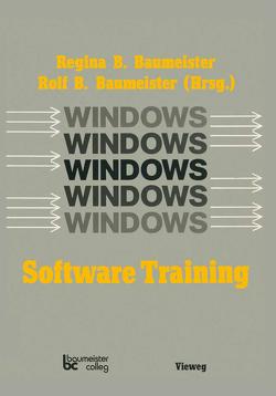 Windows Software Training von Kolacki,  Achim