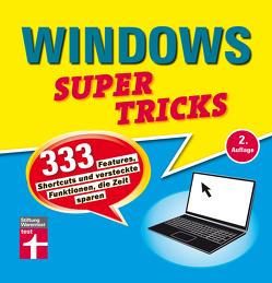 Windows Supertricks von Erle,  Andreas