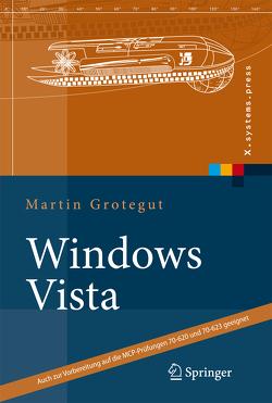 Windows Vista von Grotegut,  Martin