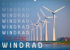 Windrad – Fluch und Segen (Wandkalender 2019 DIN A2 quer)