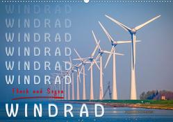 Windrad – Fluch und Segen (Wandkalender 2020 DIN A2 quer) von Roder,  Peter