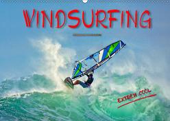 Windsurfing – extrem cool (Wandkalender 2019 DIN A2 quer) von Roder,  Peter