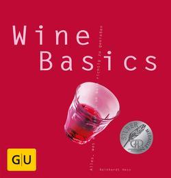 Wine Basics von Hess,  Reinhardt