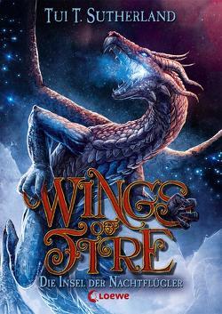 Wings of Fire – Die Insel der Nachtflügler von Reiter,  Bea, Sutherland,  Tui T.