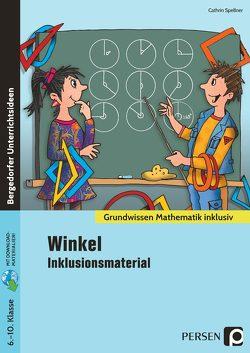 Winkel – Inklusionsmaterial von Spellner,  Cathrin