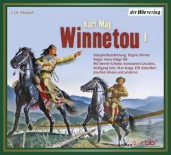 Winnetou 1 von Graudus,  Konstantin, May,  Karl, Ott,  Hans Helge, Schöne,  Reiner, Völz,  Wolfgang