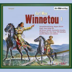Winnetou von Graudus,  Konstantin, May,  Karl, Ott,  Hans Helge, Schöne,  Reiner, Völz,  Wolfgang