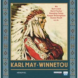 Winnetou von Felmy,  Hansjörg, Lieck,  Kurt, May,  Karl