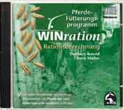 WINration. Pferde-Fütterungsprogramm von Arnold,  Dietbert, Müller,  René