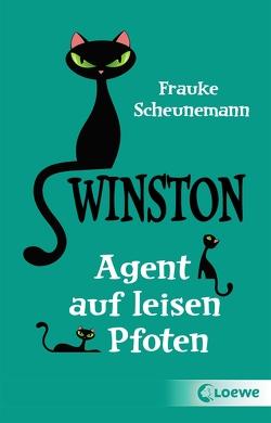 Winston – Agent auf leisen Pfoten von Scheunemann,  Frauke