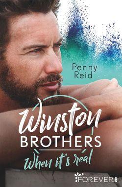 Winston Brothers von Hege,  Uta, Reid,  Penny